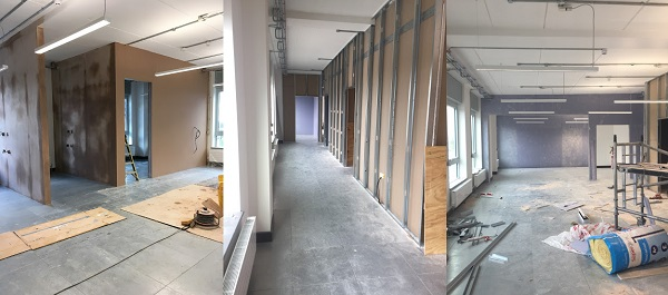 Office Build - Space